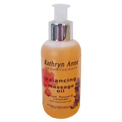 Balancing Massage Oil