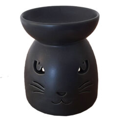 Black Cat Cutwork Burner