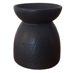 Black Star Cutwork Burner