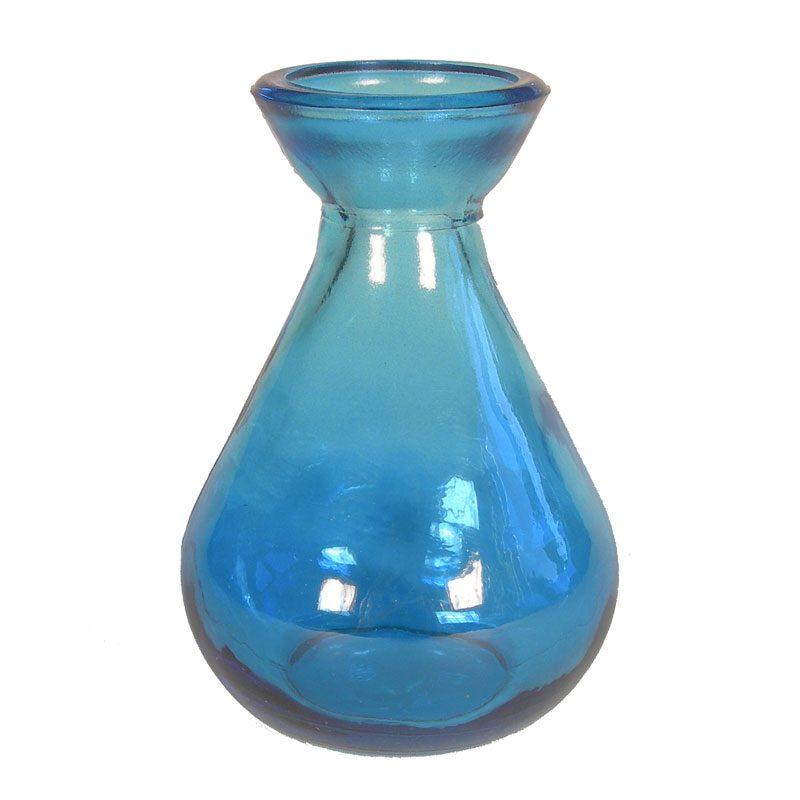 Aqua Glass Reed Diffuser Bottle