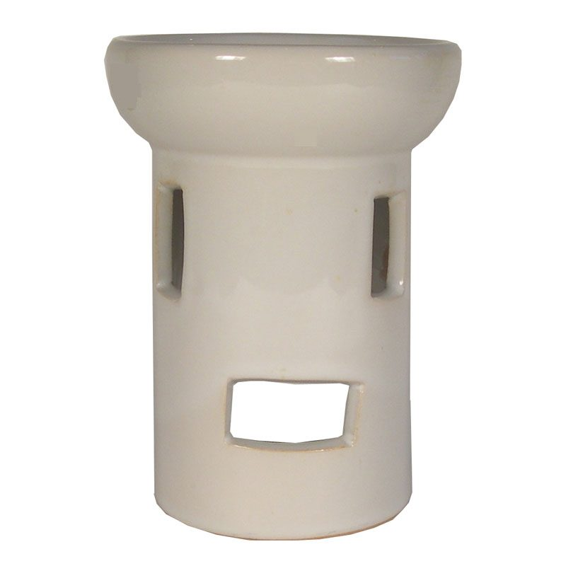 Simple Straight Chalice Oil Burner