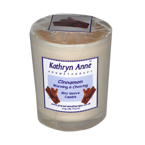 Cinnamon Mini Votive Candle