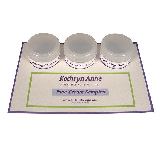 Face Cream Samples