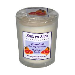 Grapefruit Mini Votive Candle
