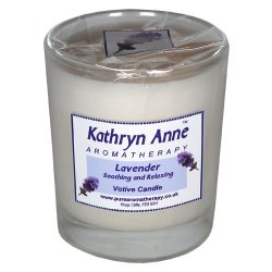 Lavender 40hr Votive Aromatherapy Candle