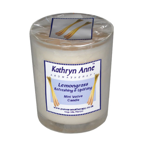 Lemongrass Mini Votive Candle