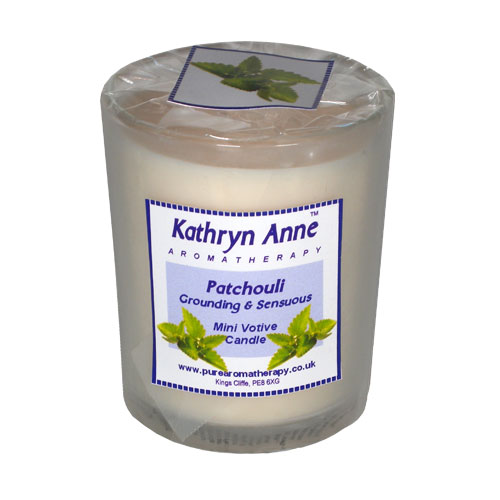 Patchouli 20hr Mini Votive Aromatherapy Candle