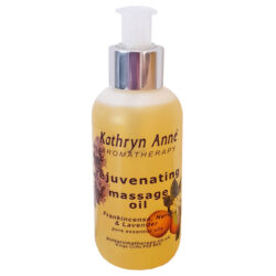 Rejuvenating Massage Oil