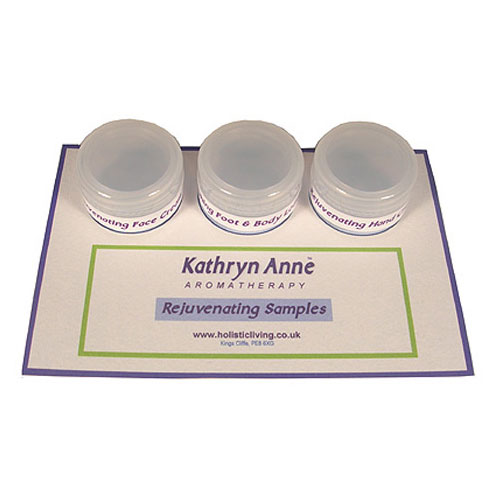 Rejuvenating Skin Care Samples