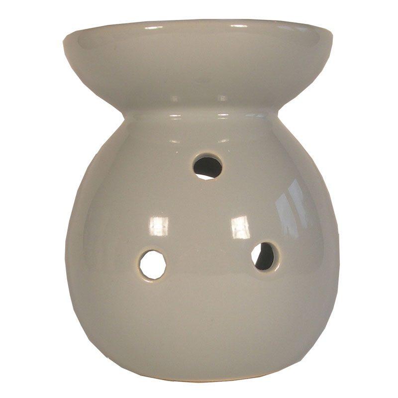Elegant Round Ceramic Oil Burner