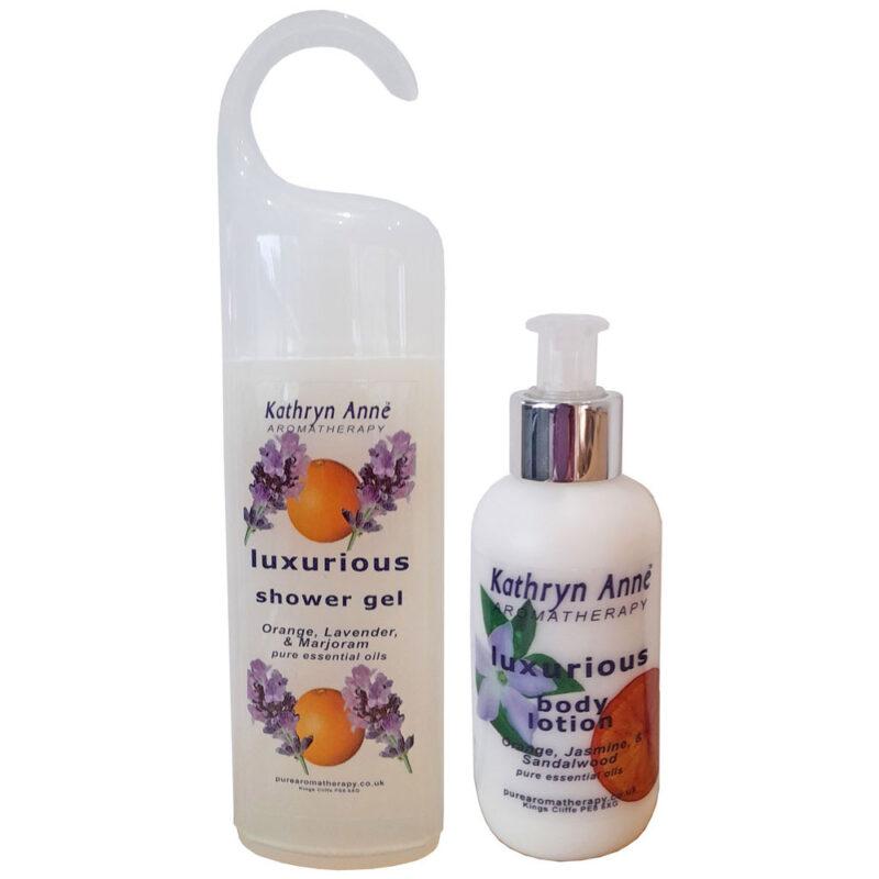 Shower & Relax Beauty Gift Set