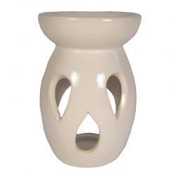 Ceramic Teardrop Oil Burner