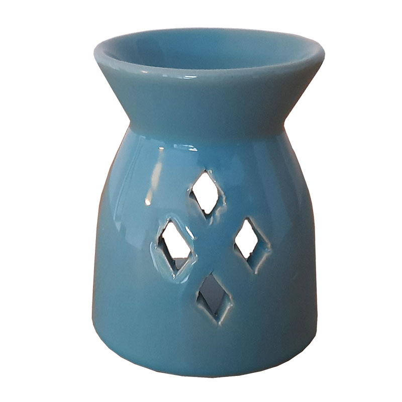 Diamond Burner Turquoise Blue