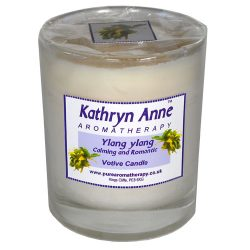 Ylang Ylang 40hr Votive Aromatherapy Candle